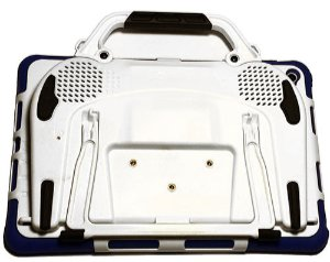 The back of a PRiO-mini, showing the ChatWrap